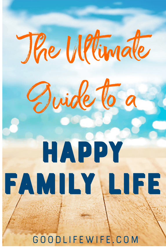 Help your family thrive using priorities, plans, good habits and goal setting.