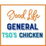 Good Life General Tso's Chicken is sweet and spicy, just like the traditional restaurant dish!