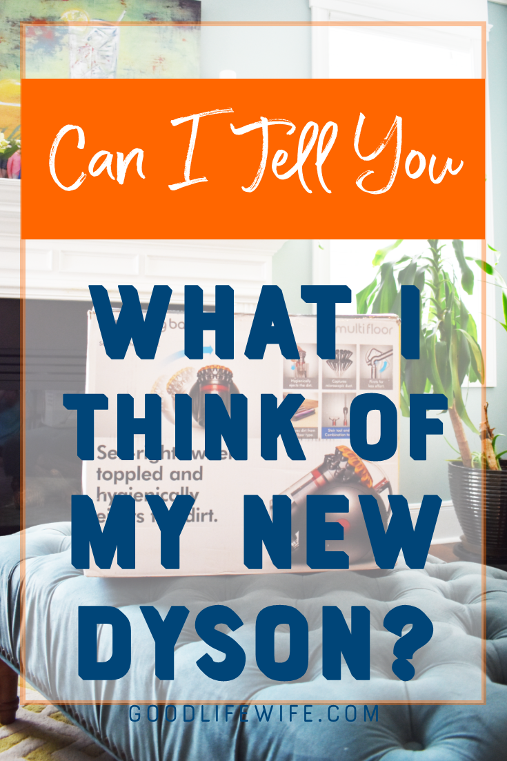 An honest, unpaid Dyson Big Ball Multifloor Canister Vacuum review. Is it worth the price? How well does it clean? Read on to find out!