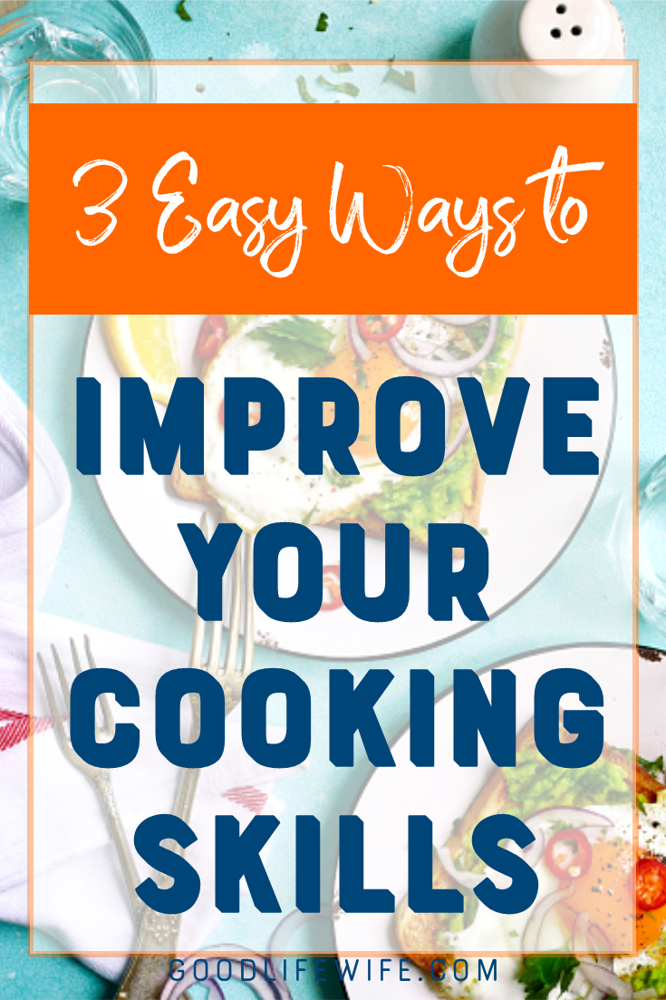 You really can be a better cook, right now! A few changes to your approach in the kitchen are all you need for a more delicious life.