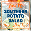 Try Good Life Southern Potato Salad! This easy, classic recipe has a few twists like a surprise ingredient in the dressing.